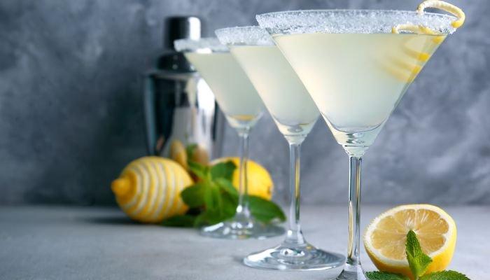 drinks com martini intro
