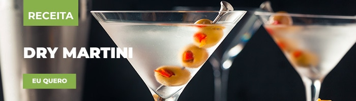 dry martini banner