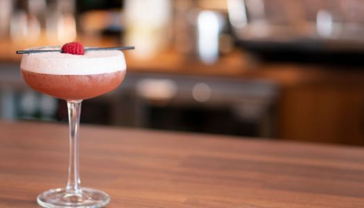 [Receita] French Martini