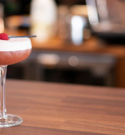 french martini receita