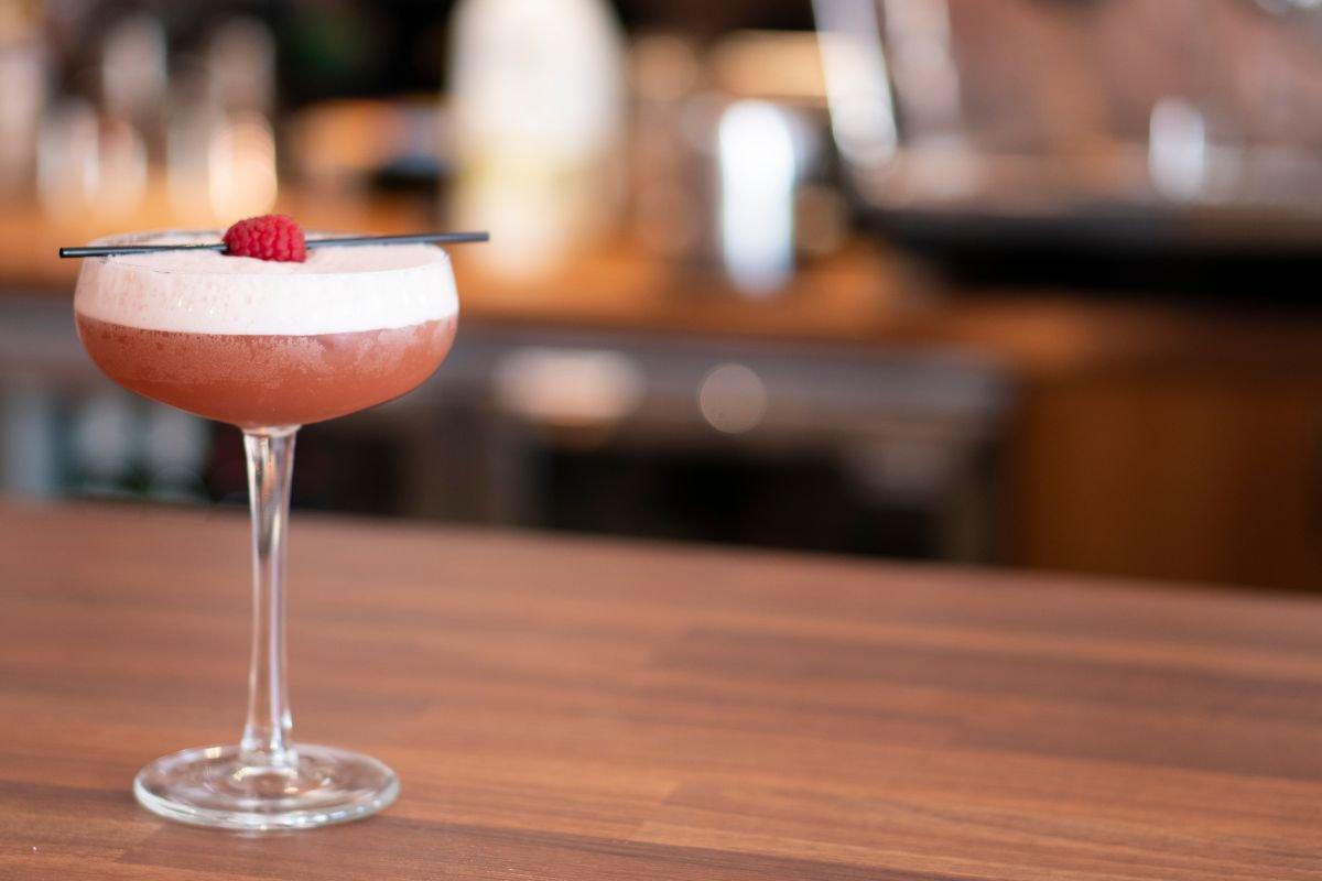 french martini receita