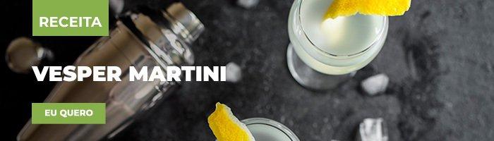 vesper martini banner