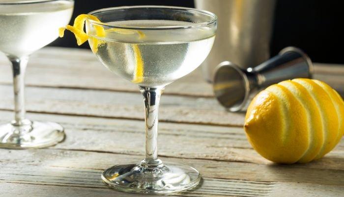 vesper martini receita