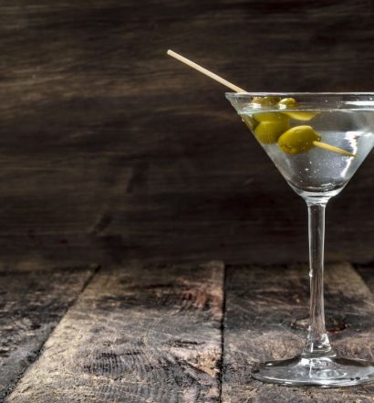 vodka martini receita