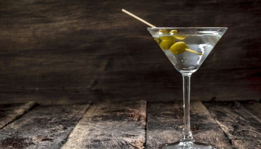 [Receita] Vodka Martini
