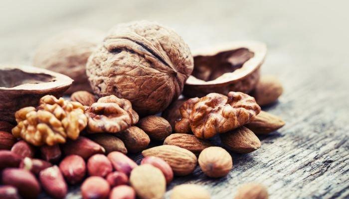 o que são oleaginosas nuts