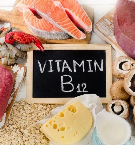 vitamina b12 capa