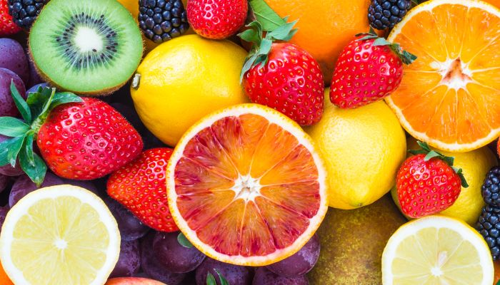 frutas cítricas intro