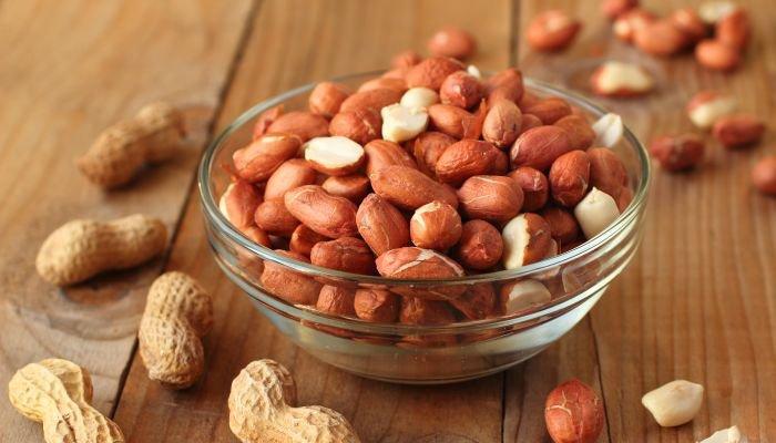 leguminosas amendoim