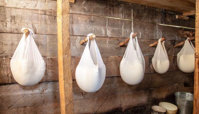 queijos artesanais produção