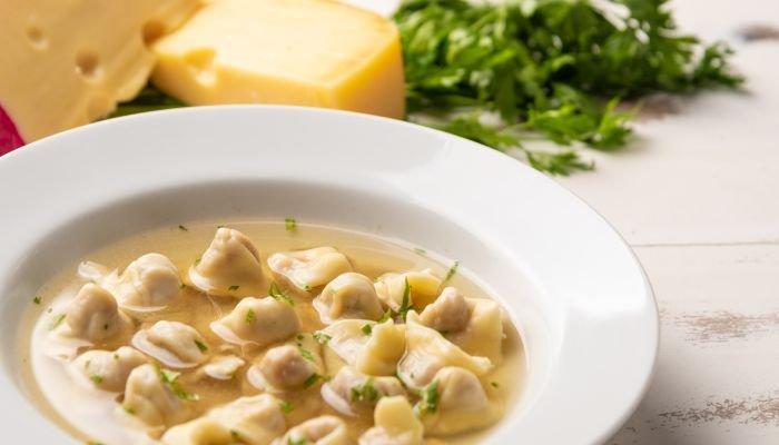 sopa de capeletti receita