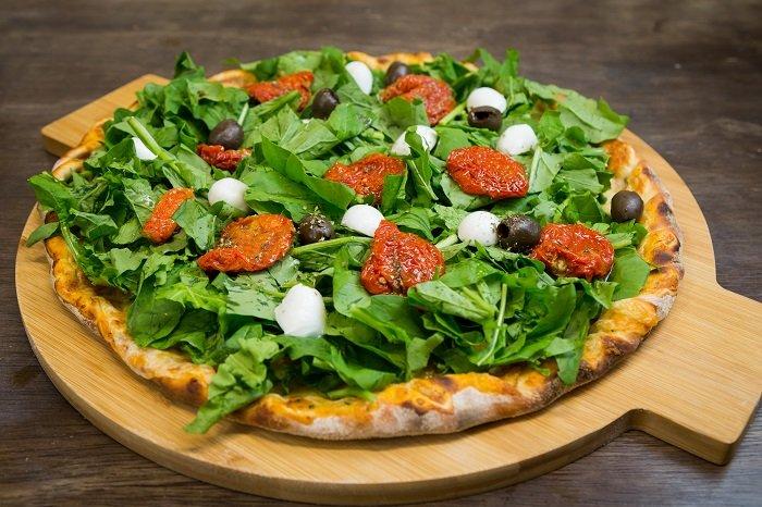 restaurante cheftime pizza