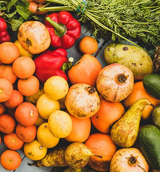 alimentos in natura capa