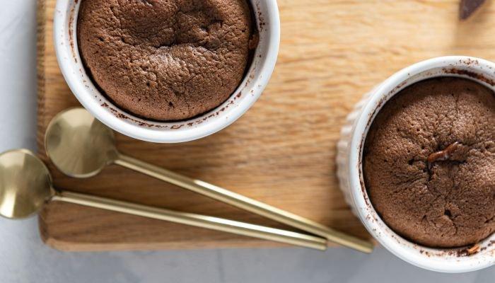 bolo de caneca de chocolate receita