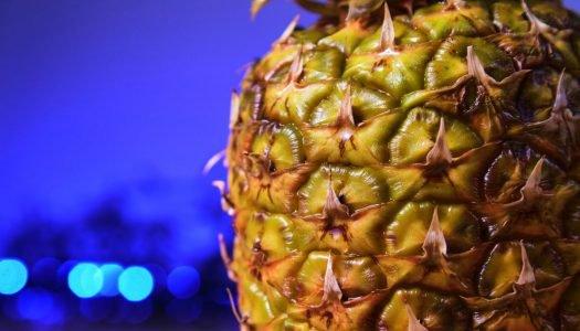 Saiba por que incluir a casca do abacaxi na alimentação