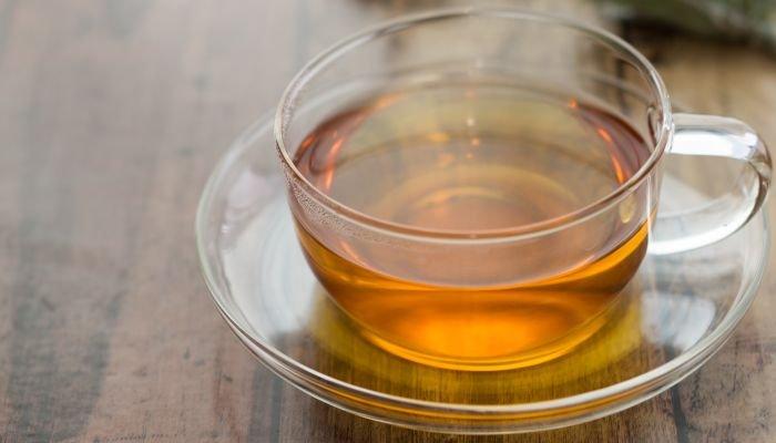 casca do abacaxi chá