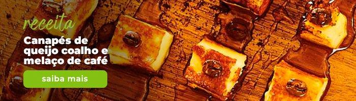 petiscos para vinho queijo coalho