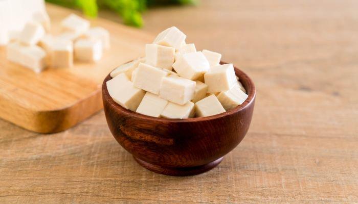 alimentos ricos em cálcio tofu