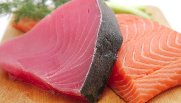 alimentos ricos em potássio peixes