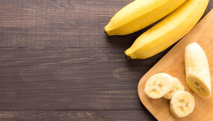 benefícios da banana fruta