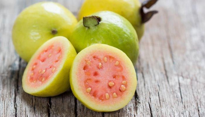 frutas low carb goiaba