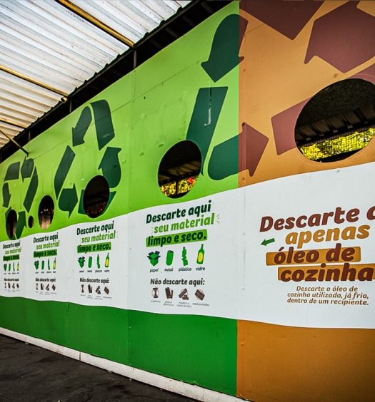 estações de reciclagem capa