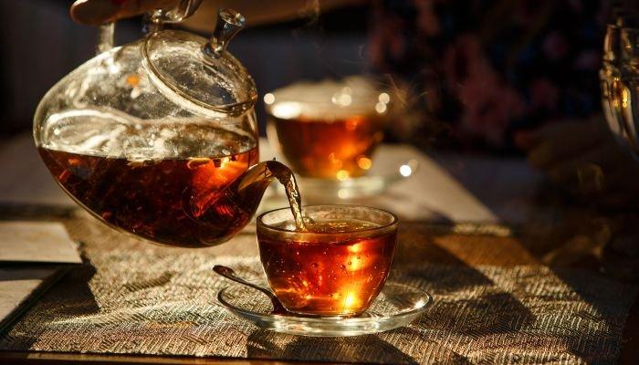 ansiedade chá