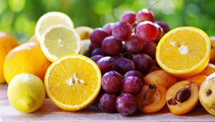 ansiedade frutas cítricas