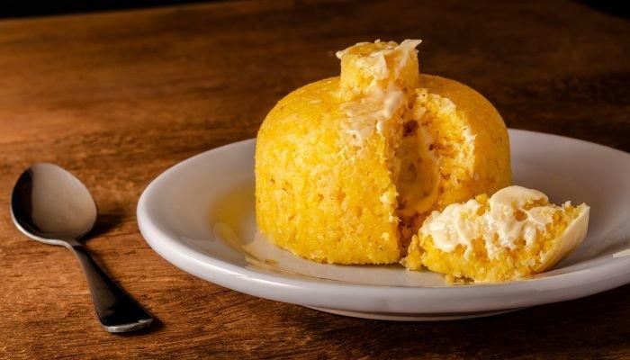 cuscuz nordestino manteiga