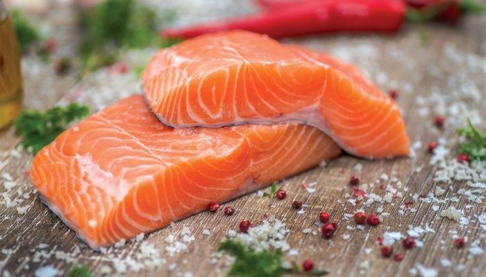 estresse salmão