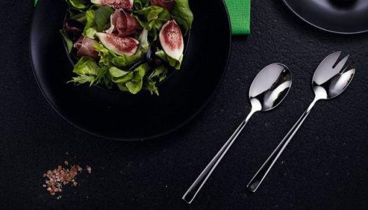 [Receita Cheftime] Salada espanhola com presunto cru e figos grelhados