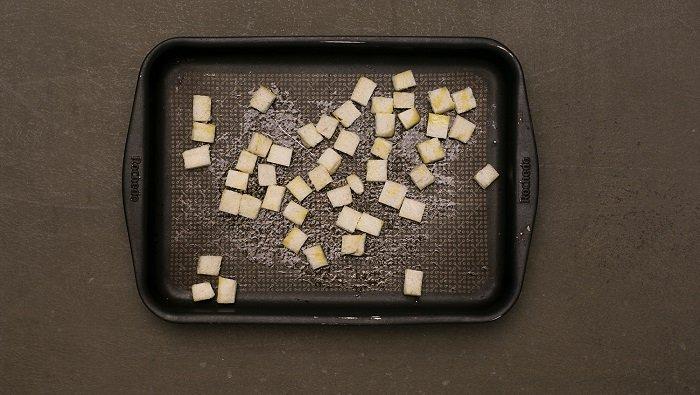 salada espanhola passo 1