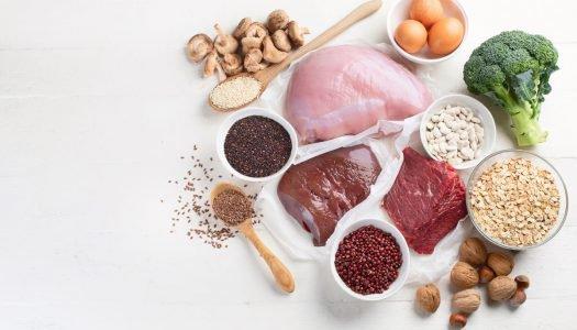 Alimentos ricos em ferro: conheça quais são
