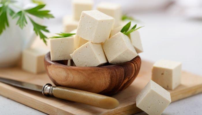 alimentos ricos em ferro tofu
