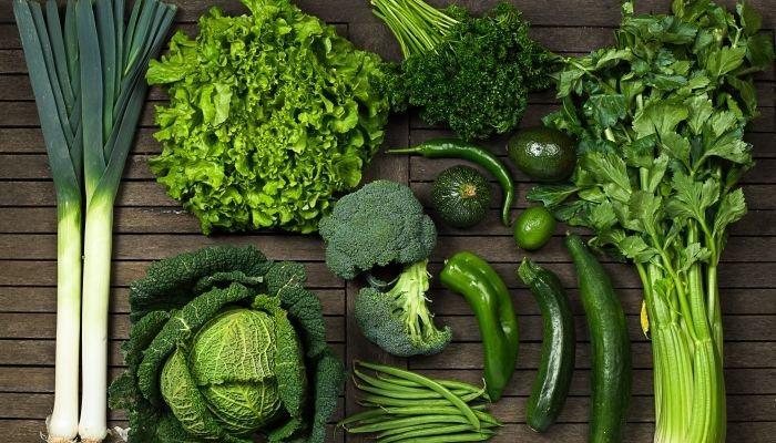 alimentos ricos em ferro vegetais
