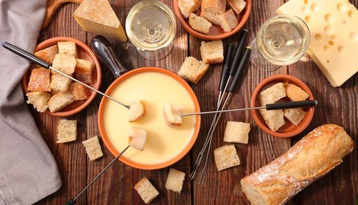 fondue de queijos intro