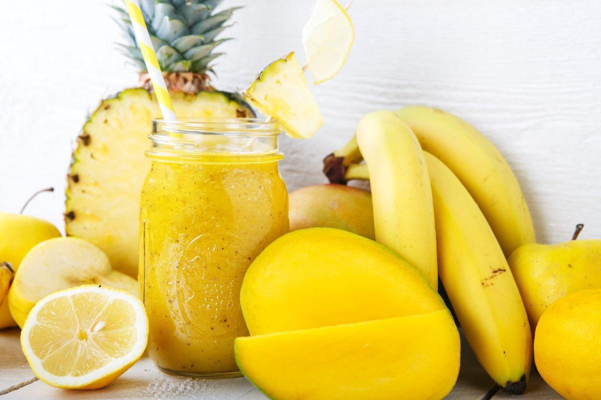 frutas amarelas capa