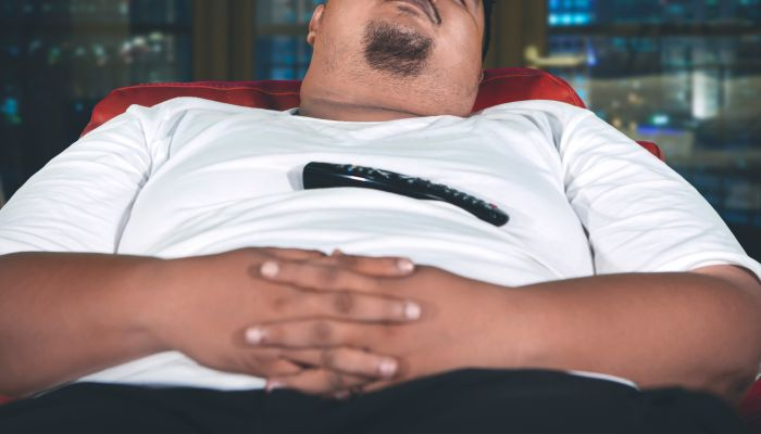 perder barriga sono