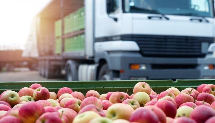 qualidade desde a origem maçã