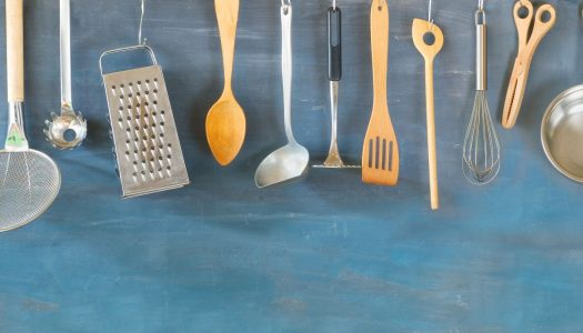 Utensílios de cozinha: 9 itens indispensáveis