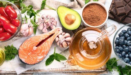 5 alimentos bons para uma pele perfeita e saudável