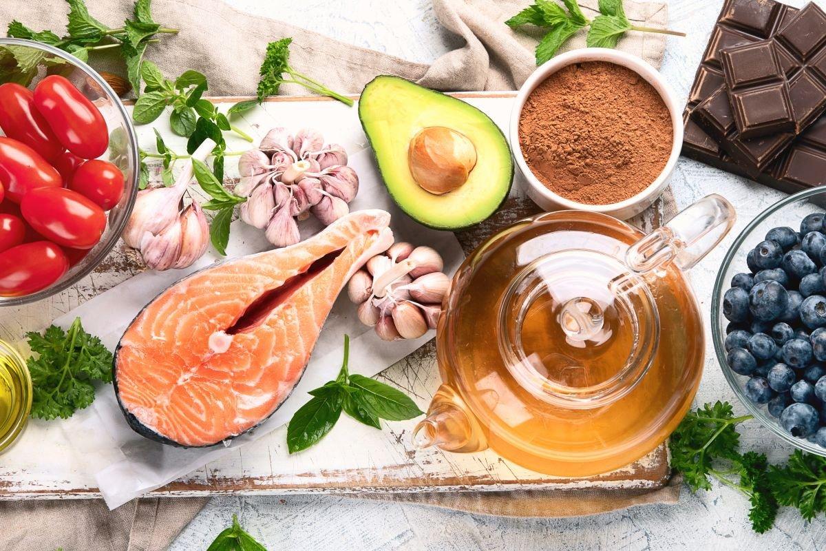 alimentos bons para a pele capa
