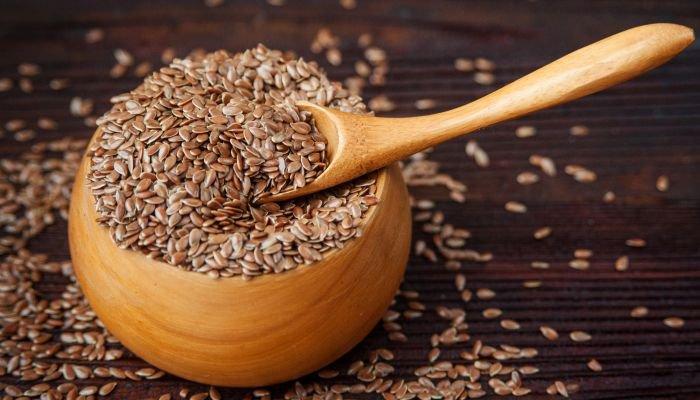 alimentos bons para a pele sementes