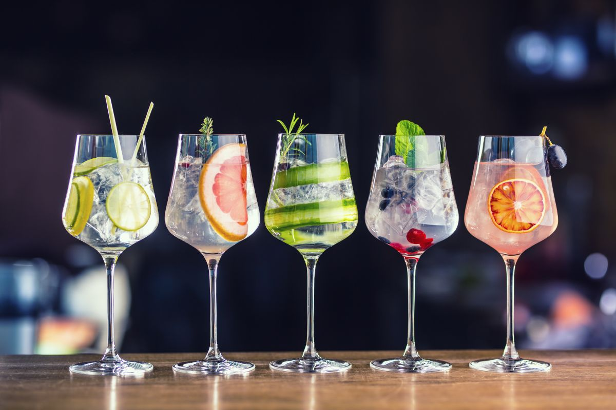 drinks com gin capa
