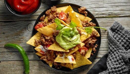 [Receita] Nachos mexicanos
