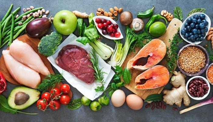 nutrição comportamental comida