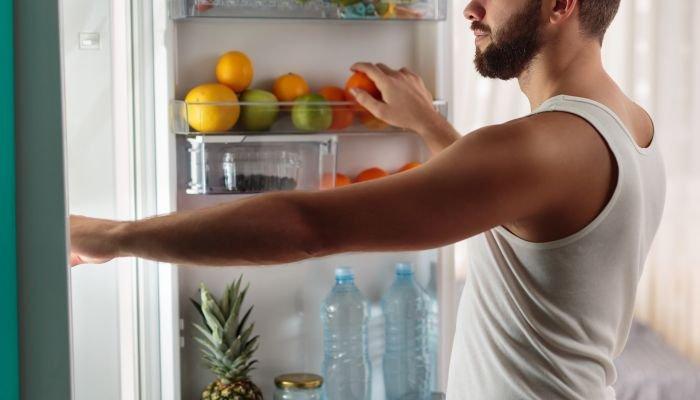 nutrição comportamental geladeira