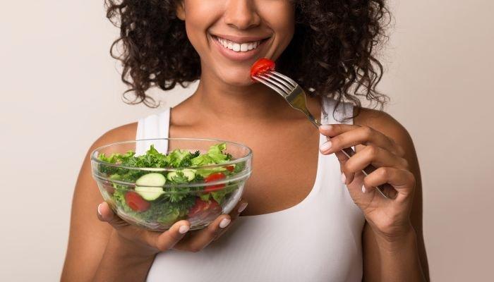 autoestima alimentação